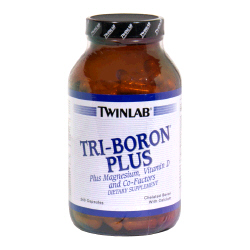 Tri boron plus side effects