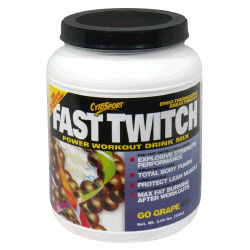 how to develop fast twitch muscles