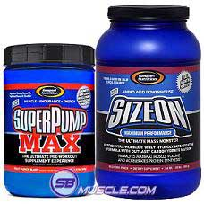 gaspari nutrition superpump max sizeon max performance combo. Black Bedroom Furniture Sets. Home Design Ideas