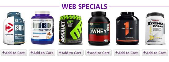 Cheap discount supplements